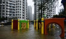 الإعصار هاتو يصرع 6 أشخاص في ماكاو وهونغ كونغ