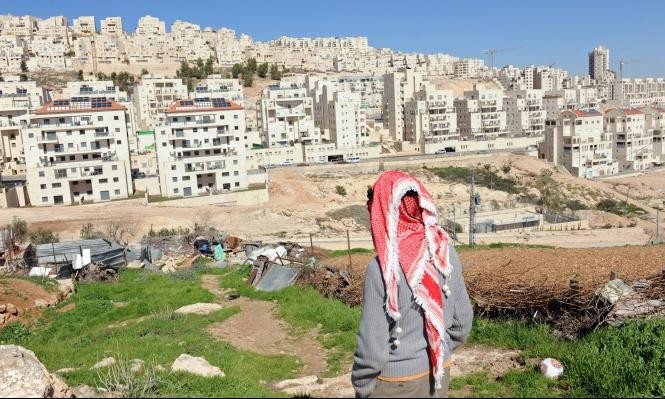 3455 وحدة استيطانية بنيت فوق أرض بملكية خاصة لفلسطينيين