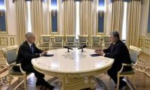 ماتيس: روسيا تحاول إعادة ترسيم الحدود بالقوة