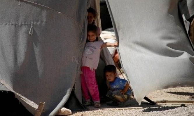 المخيمات العشوائية جنوبي سورية خارج حسابات الجميع