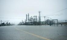 إعصار هارفي يوقف 25 % من إنتاج النفط من خليج المكسيك
