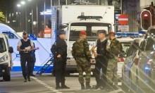 بروكسل: مقتل مهاجم بنيران الجنود بعد عملية طعن