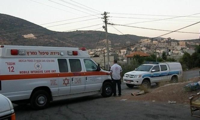 مصرع طفلة فلسطينية في حادث دهس بالأغوار