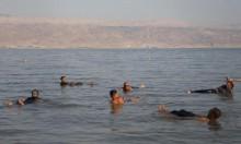مصرع امرأة غرقا في البحر الميت