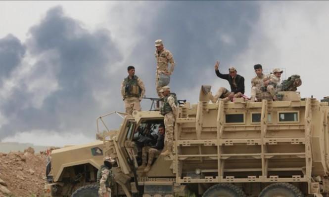 """القوات العراقية تعلن تحرير تلعفر من """"داعش"""""""