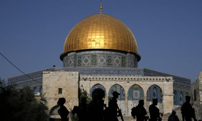 السماح لأعضاء الكنيست المتطرفين اليهود باقتحام الأقصى