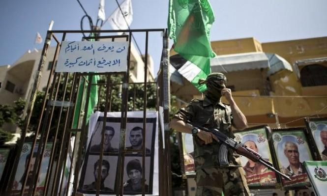 """""""حماس تطمح لاتفاق تبادل كصفقة شاليط"""""""
