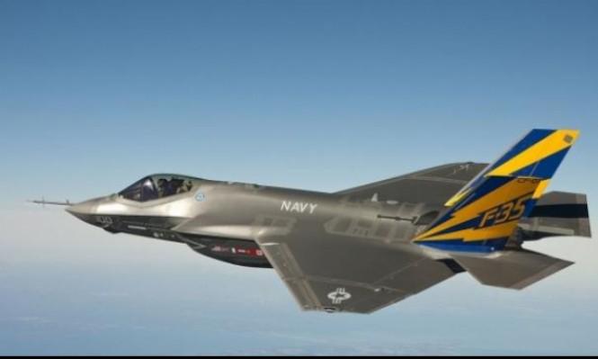 """أميركا تزود سلاح الجو الإسرائيلي بـ50 طائرة """"إف 35"""""""