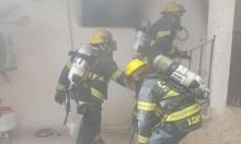 جديدة المكر: حريق في صالون حلاقة