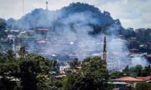 الفيليبين: الجيش يقتل 10 مسلحين من تنظيم الدولة الإسلامية