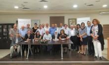 نادي حيفا الثقافي يحتفي بالكاتب المقدسي سمير الجندي