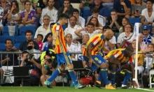 أسينسيو ينقذ ريال مدريد من الخسارة أمام فالنسيا