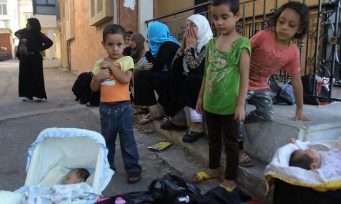 التحذير من بيانات تشجع هجرة اللاجئين الفلسطينيين من لبنان