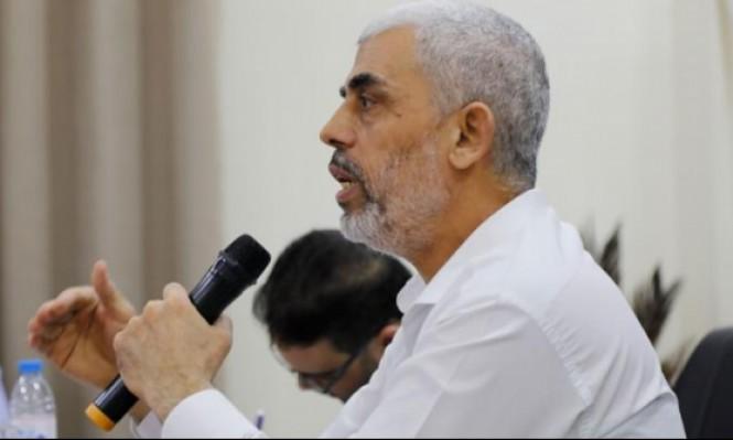 السنوار: حماس تملك أوراق قوة في ملف الأسرى