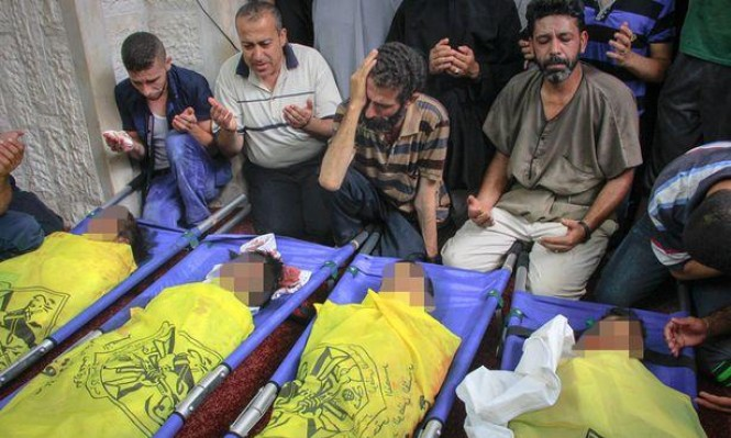"""الاحتلال يتكتم على التحقيقات بمقتل عائلة بكر بـ""""الجرف الصامد"""""""