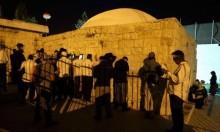 مواجهات وإصابات بنابلس خلال اقتحام المستوطنين لقبر يوسف