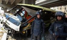 مصر: 14 قتيلًا بحادث تصادم في الصعيد