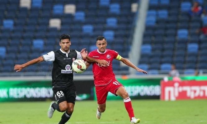 إيقاف اللاعب مهران لالا لمدة سنتين