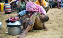 18500 من الرهينغا لجأوا إلى بنغلادش خلال 5 أيام