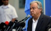 غوتيريش: قطاع غزة يعيش أشد الأزمات الإنسانية مأساوية