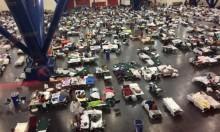 تكساس: مخاوف من انفجار مصنع كيماويات وإجلاء السكان