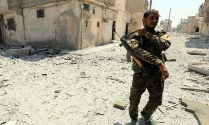 مقتل 64 عنصرا من القوات النظامية وتنظيم الدولة في الرقة