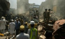 مقتل 18 شخصا في انهيار بناية في الهند