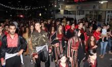 مسيرات العيد تجوب البلدات العربية