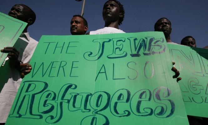 """نتنياهو يدعو لـ""""تحرير"""" جنوب تل أبيب من اللاجئين الأفارقة"""
