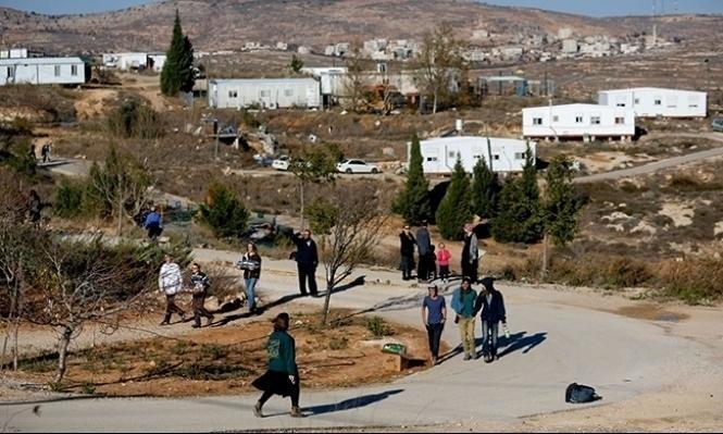"""الحكومة الإسرائيلية ستقر استئناف البناء في """"عميحاي"""""""