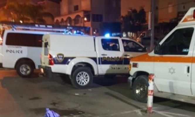 ترشيحا-معالوت: إصابة شاب في جريمة طعن