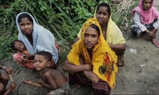 بورما: حرق 2600 منزل في راخين وفرار 58 ألفا من الروهينجا