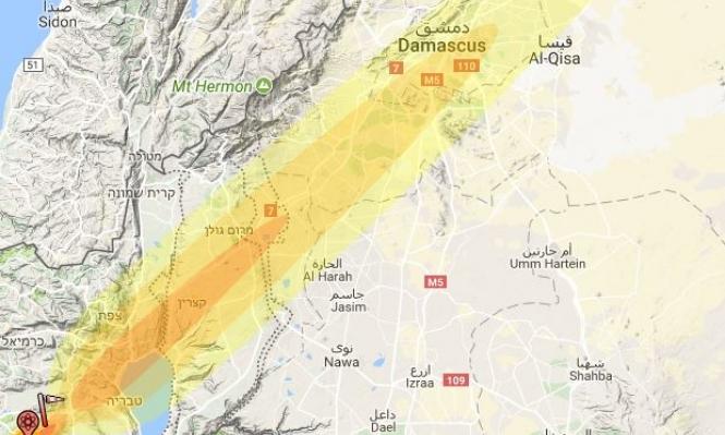 ماذا لو سقطت قنبلة كوريا الشمالية النووية على الناصرة؟
