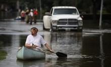 """تكساس: خسائر """"هارفي"""" تصل إلى 180 مليار دولار"""