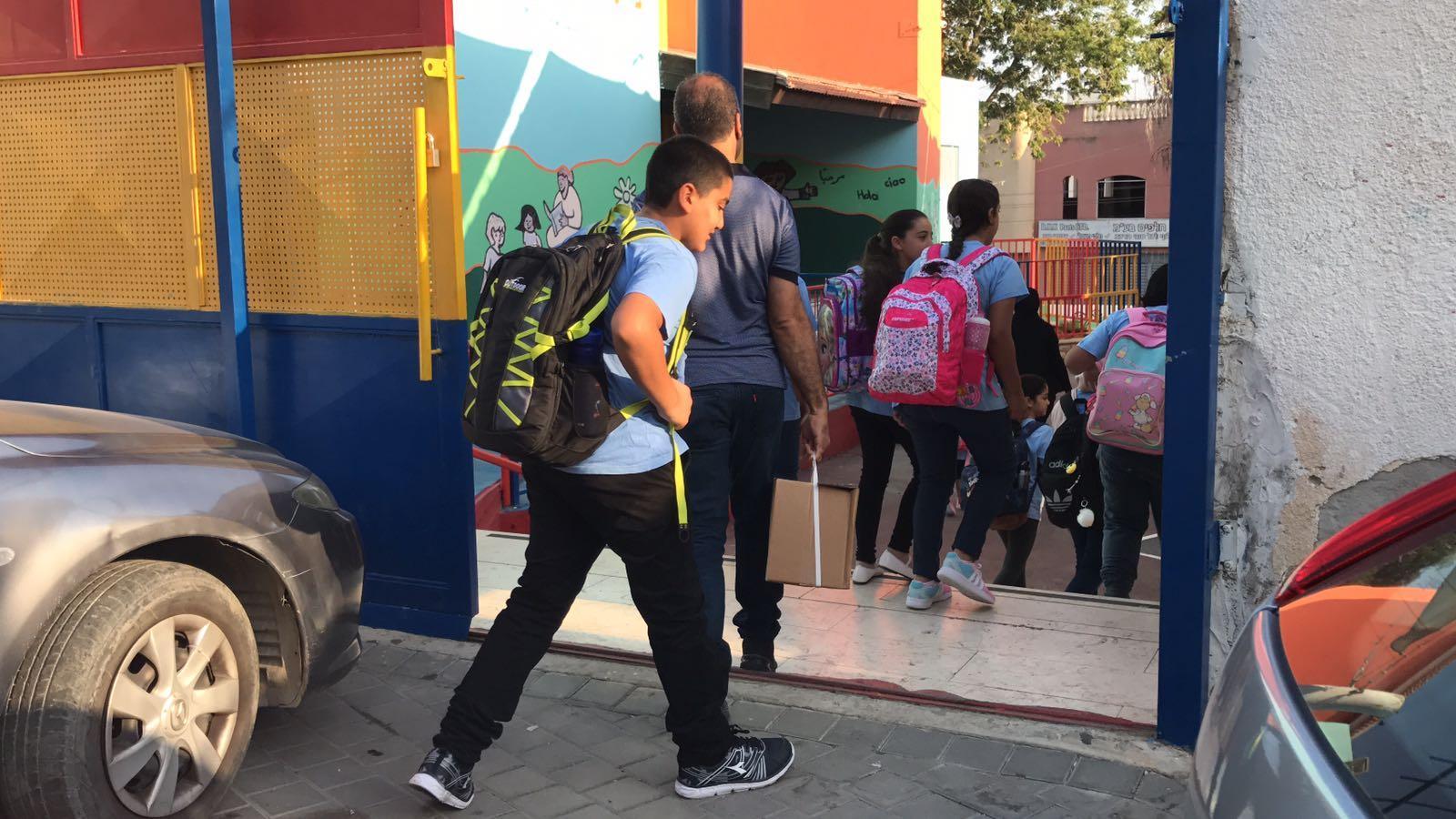 المثلث الجنوبي: 39 ألف طالب يعودون إلى 69 مدرسة