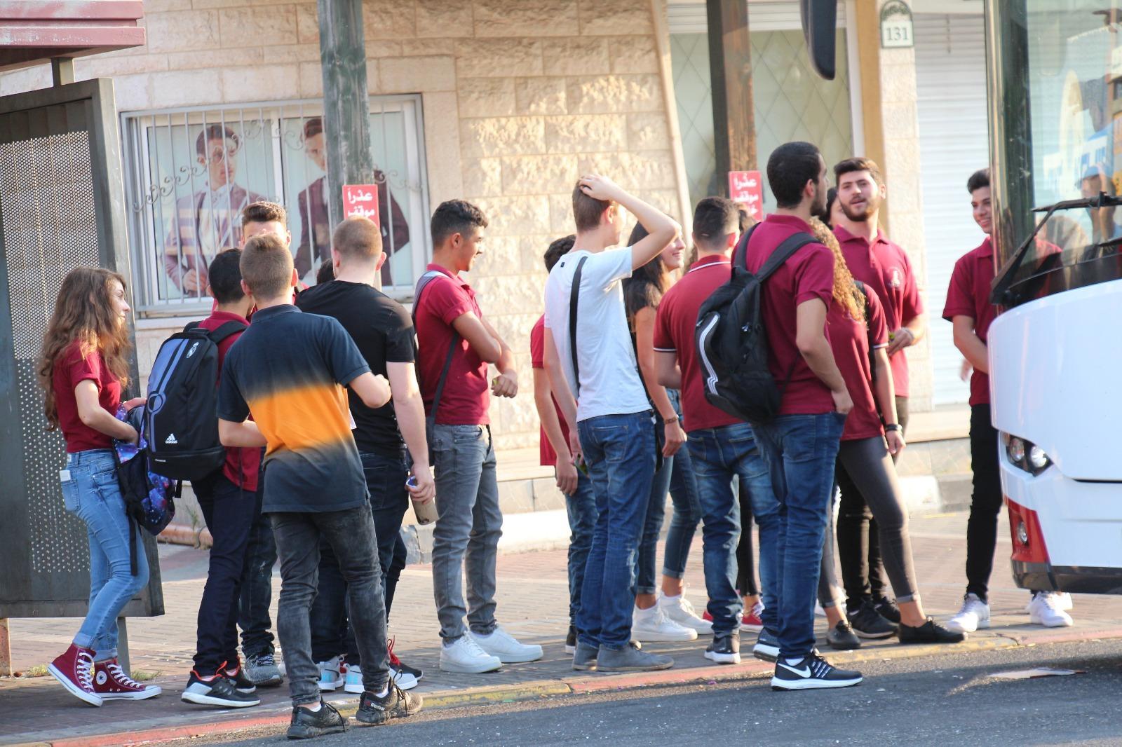 البطوف: أكثر من 43 ألف طالب يفتتحون عامهم الدراسي