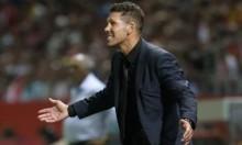 سيميوني يجدد عقده مع أتلتيكو مدريد