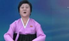 """من هي """"المذيعة الزهرية"""" لكوريا الشمالية؟"""