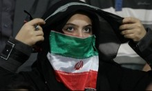 """""""خلل فني"""" يسمح للمشجعات الإيرانيات حضور مباريات كرة القدم"""