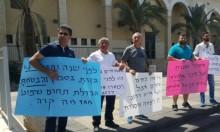 سخنين: وقفة احتجاجية ضد زيارة درعي