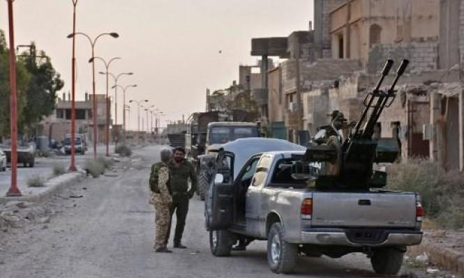 النظام ينجح بفك الحصار عن مناطقه في دير الزور