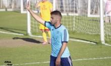 ميزر زعبي: نهدي فوزنا الأول للاعب أحمد دراوشة