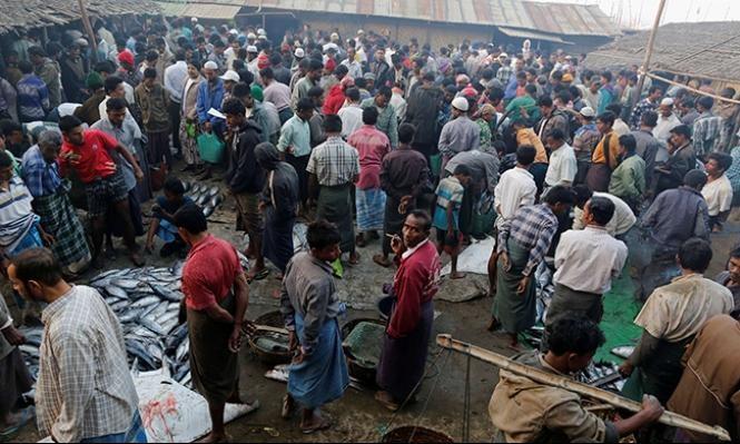 النظام البورمي يرتكب الفظائع بحق الرهينغا بأسلحة إسرائيلية