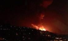 النظام السوري: مقتل جنديين بقصف إسرائيلي من لبنان