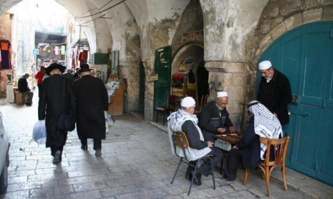 تفريغ القدس من الفلسطينيين بالطرد والهدم والاستيطان