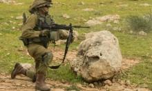 إصابة جندي إسرائيلي بجروح خطيرة أثناء تدريب إلقاء قنابل