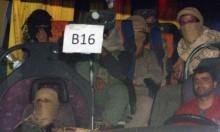 طائرات التحالف تبتعد عن قافلة لداعش في سورية