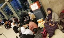 حجاج من عرابة عالقون في مطار عمان