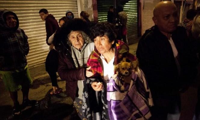 المكسيك: ارتفاع عدد ضحايا الزلزال إلى 26 قتيلا