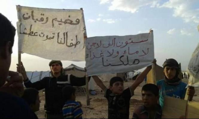 الأردن ينفي نيته إزالة مخيم الركبان للاجئين السوريين